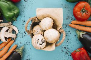 Великий пост-2018: три рецепта вкусных блюд из грибов