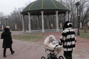 До конца года в Киеве обновят 128 парков и скверов