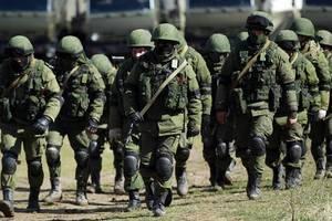 Poroshenko said in late February in 2014 saw in Crimea Russian troops