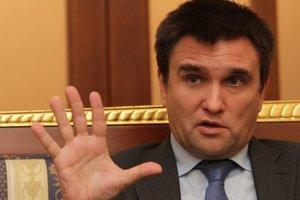 Klimkin said that depends on the meeting of