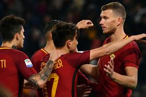 Anatomy of the Roma: dismantle rival Shakhtar in the Champions League