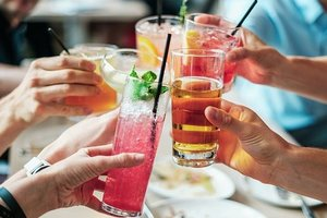 How to help the body quickly digest the alcohol