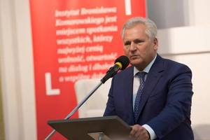 With Ukraine, we will be able to overcome all the difficulties - the former President of Poland