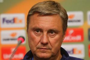 """Хацкевич: """"Наша задача - пройти в следующий этап Лиги Европы"""""""