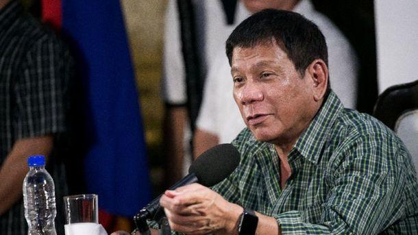 Президент Филиппин порекомендовал жителям страны непользоваться презервативами