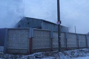 Near Kiev on the farm burnt down 2,5 thousand chickens