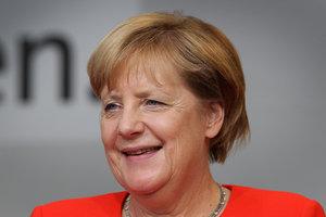 Merkel called the main task for Europe