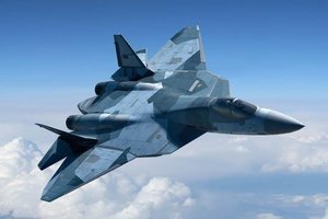 Россия перебросила в Сирию новейшие истребители Су-57