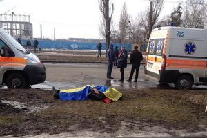 The anniversary of the tragedy in Kharkiv: the townspeople honor the memory of the victims at the sports Palace