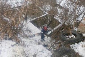Под Киевом в подвале нашли мертвую женщину