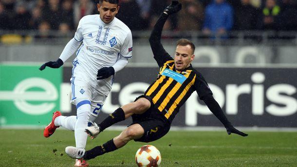 """Динамо"" - АЕК - 0:0. Фото AFP"