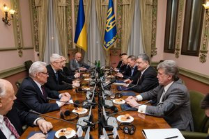 Poroshenko: Russia's Goal is not only Ukraine, but the region as a whole