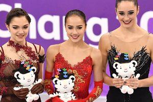 Женское фигурное катание на Олимпиаде выиграла фигуристка из России
