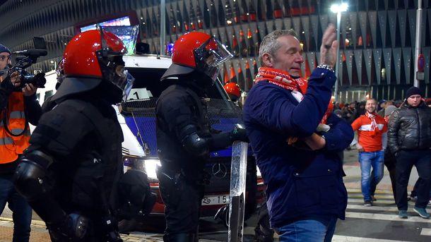 Фанатов «Спартака» вБильбао спровоцировали здешние радикалы