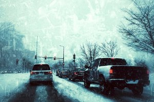 How to operate the car in extreme cold, not to be trapped in winter