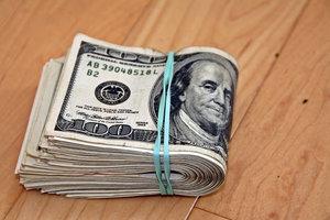 Курс доллара в Украине вырос перед выходными