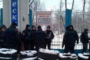 Захват санатория в Одессе: в сети показали фото