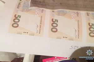 In Zaporozhye passed in court business of a gang of counterfeiters
