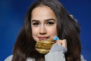 Медальный зачет Олимпиады-2018 на 23 февраля