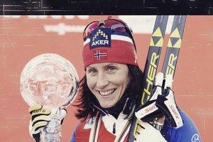 Marit Bergen – Olympic legend from Norway