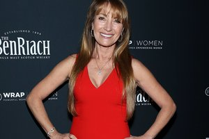 67-year-old actress Jane Seymour posed for Playboy