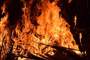 Fires in Kharkov: two people were killed