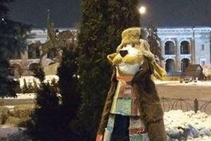 In Kiev on Podol