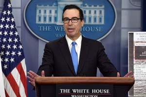 The U.S. Treasury announced new sanctions against Russia in a few weeks