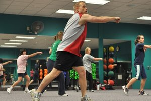What simple exercises will help to lose weight quickly