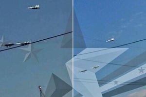 Россия снова перебросила в Сирию новейшие истребители Су-57