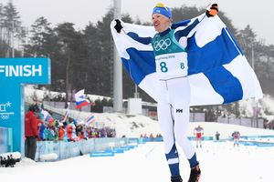 Ukrainian entered the top 50 ski marathon in the Olympics 2018