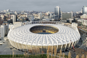 Two fan zones and free transport in Kiev is preparing for the Champions League final