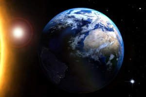 The earth will slow down and will fall in the center of the Sun – scientists