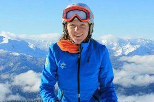 Ukrainian snowboarder: