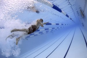 In the Kharkiv region opened a modern swimming pool of 32 million UAH
