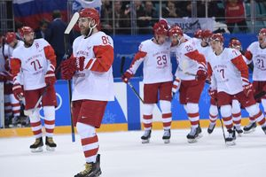 The chances of the Russians win the hockey tournament of the Olympic games - 86 percent