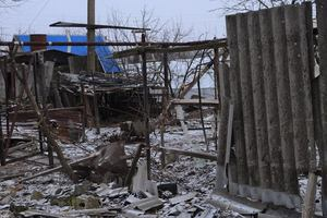The shelling of Luhansk: part of the village was left without electricity