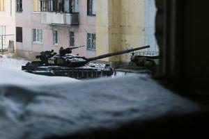 В ОБСЕ рассказали, сколько танков боевиков стоят в Донецке