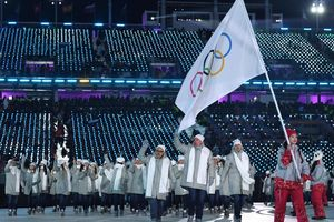Российский флаг запретили на церемонии закрытия Олимпиады-2018