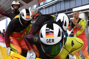 In bobsleigh, the Olympic organizers had to give two