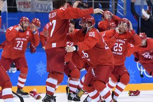 Germany was close to the main sensation of the Olympic games-2018, but lost to the Russians in overtime