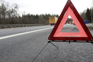 The accident in the Kharkiv region, one person was killed and four injured