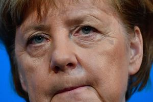 Merkel called their