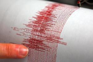 Off the coast of Japan earthquake