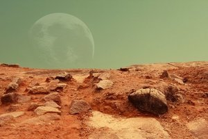 Astronaut from Britain told when Earthmen conquer Mars