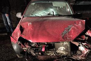 На Закарпатье пьяный водитель насмерть сбил женщину и сбежал