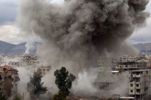 In Syrian ghouta has introduced a humanitarian truce