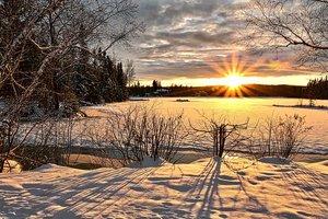 Весна не задержится: синоптик рассказал, когда в Украине потеплеет