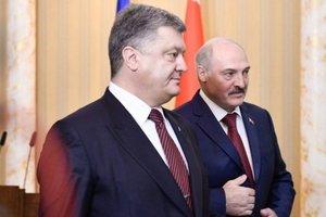 Порошенко созвонился с Лукашенко: стало известно, о чем говорили