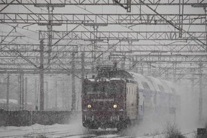 In Romania due to the intense cold three people died